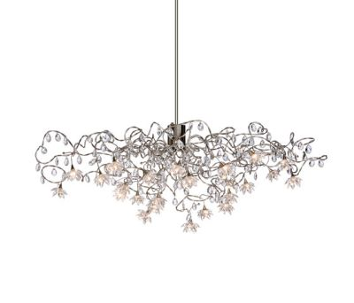Jewel pendant light 24 by HARCO LOOR