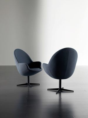 Jill Armchair by Meridiani