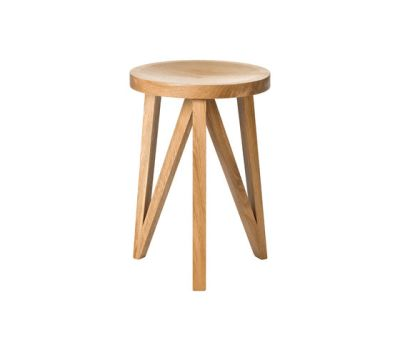 JL1 Faber Stool by LOEHR