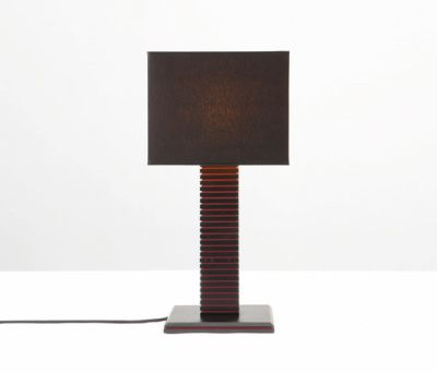 Joint Table Lamp by Wildspirit