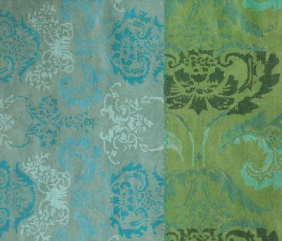 Kashgar - Jade - Rug by Designers Guild
