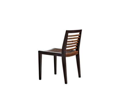 Kawayan Bistro Side Chair by Kenneth Cobonpue
