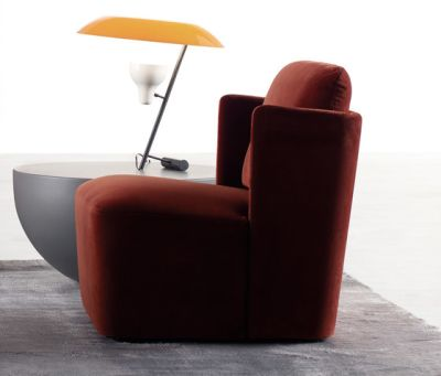 Keeton Armchair FIT by Meridiani