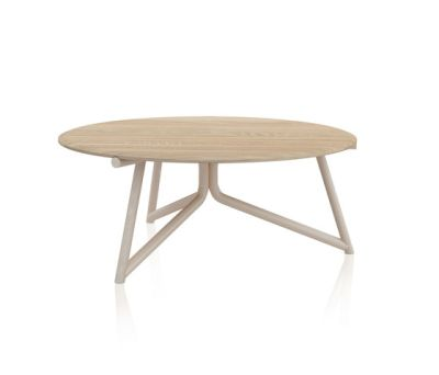 Kiri Round coffee table by Expormim