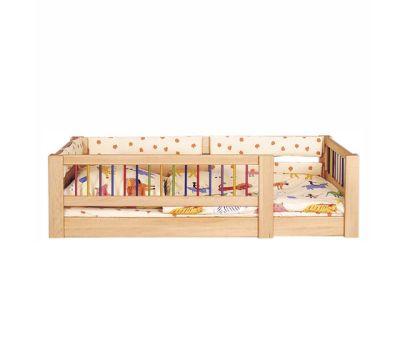 Kubu toddler bed DBA-207.6 by De Breuyn