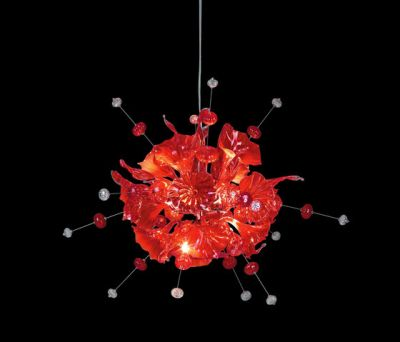 Kumulus 120 Chandelier by Bsweden