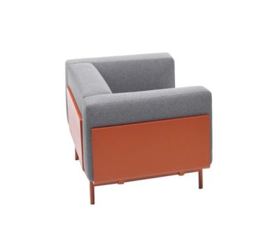 L-Chair by Giulio Marelli