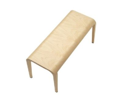 laleggera bench 307 whitened oak