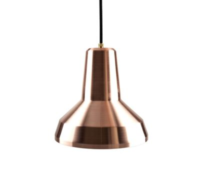 Lampe kupfer by Soeder