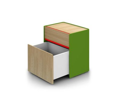 Landa 2 Drawer Unit by Alki