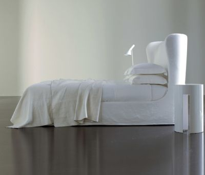 Lauren Ghost Bed by Meridiani