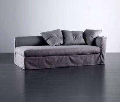 Law Day Bed by Meridiani
