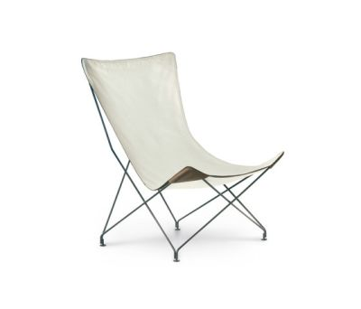 LAWRENCE 390 lounge chair by Roda