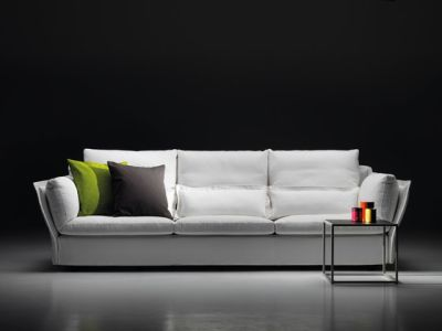 Le Bateau | 3-seater sofa by Mussi Italy