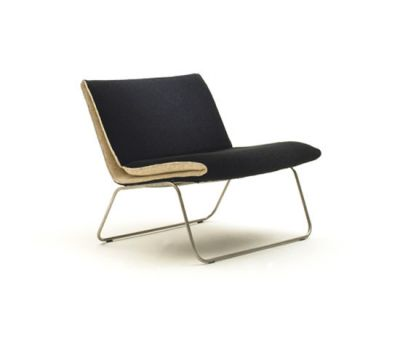 Leaf lounge chair by Living Divani