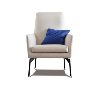 Level 770 Armchair high by Vibieffe