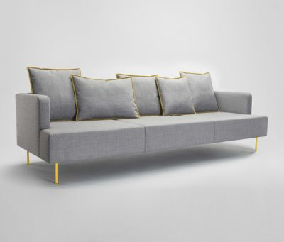 Levit Sofa by Comforty