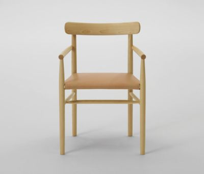 Lightwood Arm Chair by MARUNI