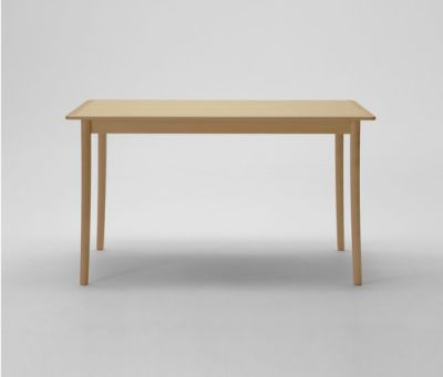 Lightwood Table 130 Rectangular by MARUNI
