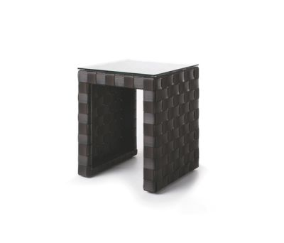 Link End Table by Kenneth Cobonpue