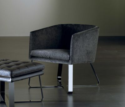 Lolyta Armchair by Meridiani