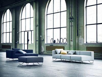 Lotus sofa by Softline A/S
