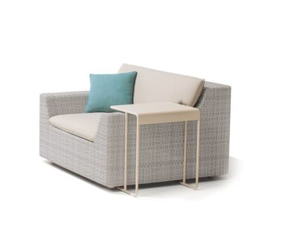 Lou Lounge chair by DEDON