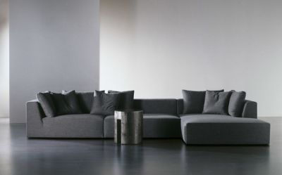 Louis Fit Sofa by Meridiani