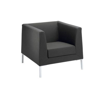 Lounge Series chair by Paustian