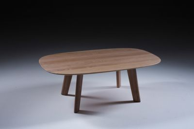 Luc Coffee Table Oval by Artisan