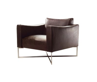Luis Easy Chair by KFF