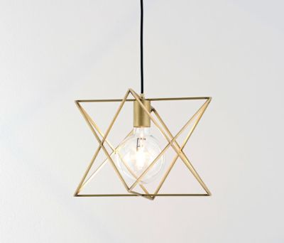 LUM Suspension light by KAIA