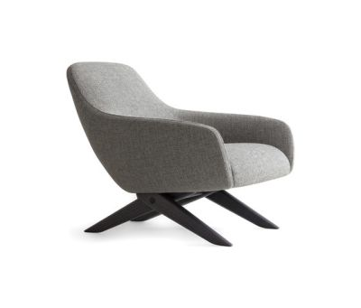 Marlon armchair by Poliform