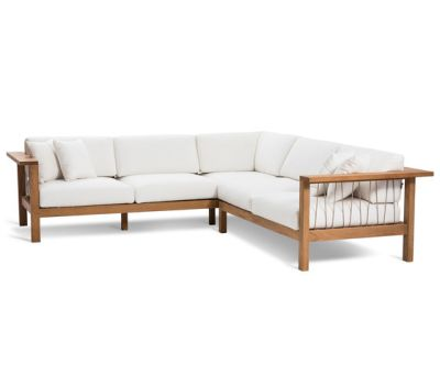 Maro Corner Sofa by Oasiq