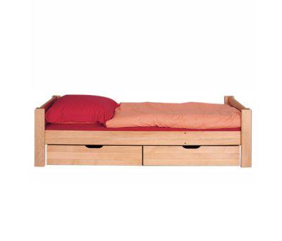 Max single bed with storage unit by De Breuyn