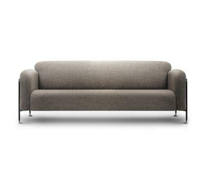 Mega Sofa Stone Grey - Fabric A