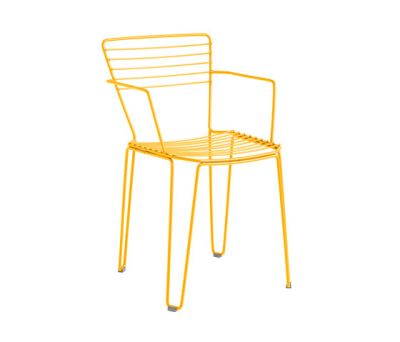 Menorca armchair by iSi mar