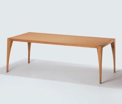 Milano table by Lambert