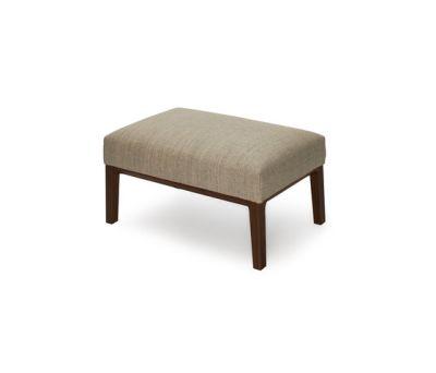 Miles footstool by Linteloo