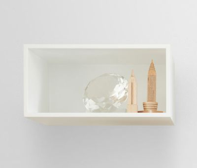 Mini Stacked Shelf Systems | small by Muuto