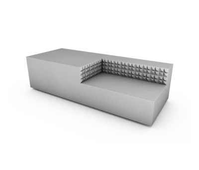 Minimal+ sofa120 by JSPR