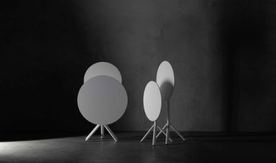 Miura round bistro table by Plank