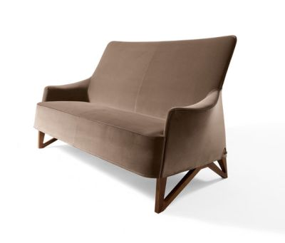 Mobius 2-Seat Sofa by Giorgetti