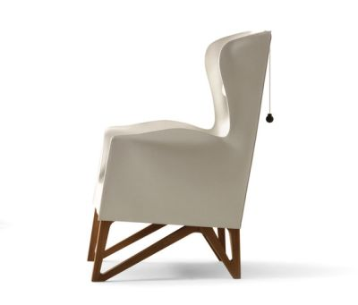 Mobius Armchair by Giorgetti