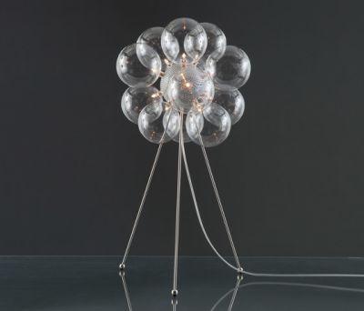 Molecule Diam Table lamp 38 TL 12 by HARCO LOOR