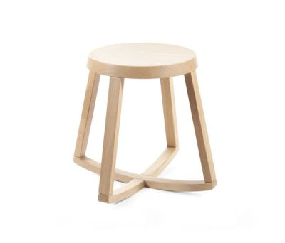 Monarchy Stool by OBJEKTEN