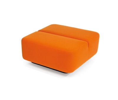 Movie pouf square by Martela Oyj