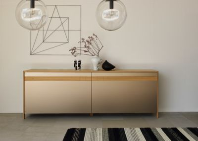 mylon sideboard by TEAM 7