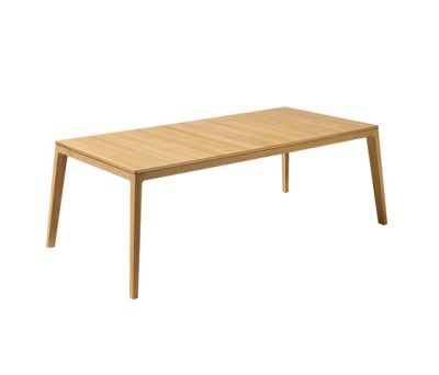 mylon table by TEAM 7