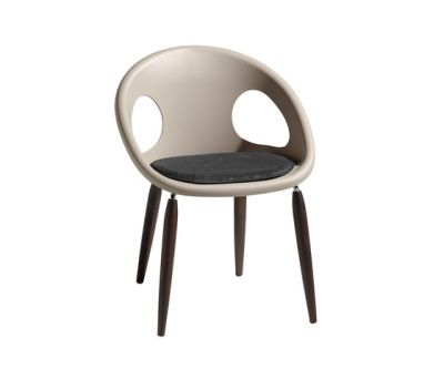 Natural Drop with cushion by Scab Design